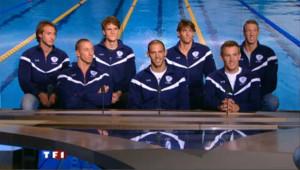 natation médaillés Camille Lacourt