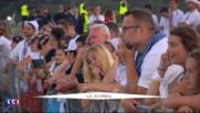 """""""On ne vient pas au monde pour végéter"""", quand le Pape François exhorte les jeunes à agir"""