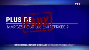 Vrai ou faux ? Les déclarations de François Hollande passées au crible