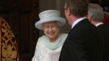 La Reine Elizabeth continue son jubilé sans Philip