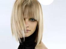 coupe de cheveux au carré Franck Provost