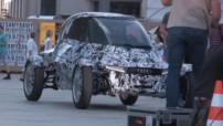 Audi buggy Concept e-tron 2011