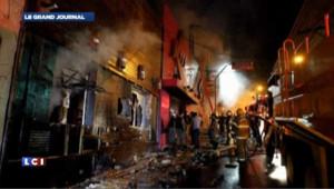 Brésil : incendie meurtrier dans une discothèque