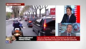 Clash entre Hervé Mariton et Eduardo Rihan Cypel