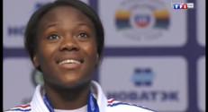 Le 20 heures du 28 août 2014 : Mondiaux de judo : Clarisse Agbegnenou d�oche la m�ille d%u2019or - 1326.907