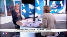"""Marine Le Pen : """"François Hollande devrait sortir de l'Élysée de temps en temps"""""""
