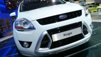 Photo 2 : Le Kuga s'encanaille