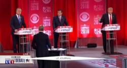 Primaire américaine : Trump s'en prend à la famille de Jeb Bush