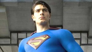 Superman Returns de Bryan Singer, Brandon Routh