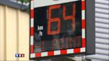 Des radars pédagogiques pas fiables en Moselle
