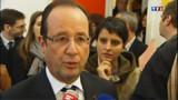 """Violences faites aux femmes : Hollande annonce un """"plan global"""""""