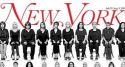 35 femmes accusant Bill Cosby d'agressions sexuelles font la couverture du New York Magazine