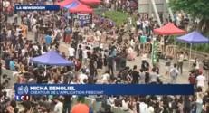 Comment fonctionne Firechat, l'appli des manifestants hongkongais?