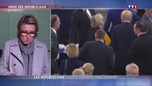 Les Républicains : l'investiture de Nadine Morano retirée