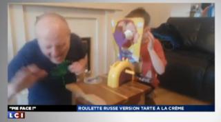 """ZAPNET - """"Pie Face !"""" La roulette russe version tarte à la crème !"""