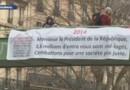 Un collectif d'associations présente ses voeux 2014 au président de la République