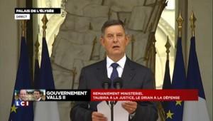Valls II : la liste du nouveau gouvernement dévoilée à l'Elysée