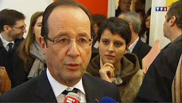 """Violence faites aux femmes : Hollande annonce un """"plan global"""""""