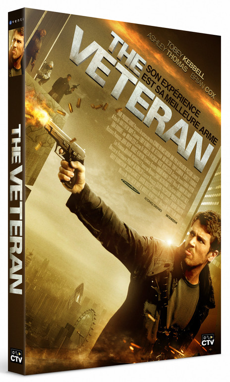 Visuel du film The Veteran