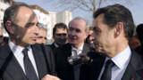 UMP : coup de fil entre Sarkozy et Copé après sa victoire