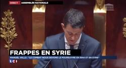 """Coalition internationale : les pays de l'Union européenne """"doivent assumer leurs responsabilités"""""""