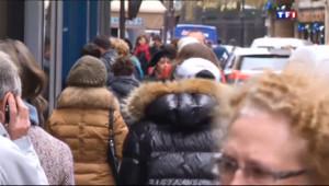Le 20 heures du 14 décembre 2013 : Paris, l'une des villes les plus denses au monde - 1341.53