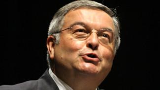 Michel Mercier, nouveau garde des Sceaux