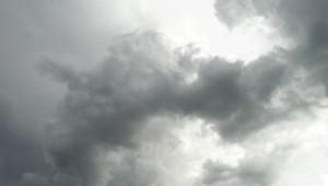 Tempête ciel orage