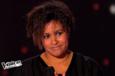 Fabienne Della-Monica séduit les coachs sans même prononcer de paroles