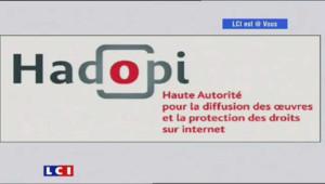 Hadopi pirate un logo
