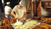 La confection du pain