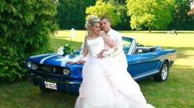Vanessa et Christopher - 4 mariages pour une lune de miel