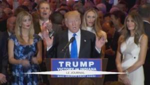 Donald Trump en route pour l'investiture (04/05)