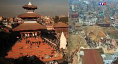 Le 20 heures du 27 avril 2015 : Katmandou, une ville aux trésors inestimables devenue méconnaissable - 848.809