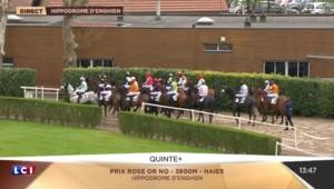 Replay du Quinté du 12/04/2016 – Hippodrome d'Enghein