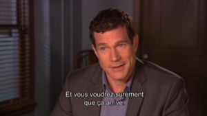Bonus Interview Dylan Walsh