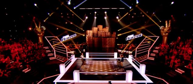 """Fanny Mendes et Awa Sy interprètent """"Respect"""" d'Aretha Franklin - Battles 28 février 2015"""