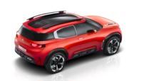 Citroën Aircross Concept 2015