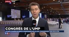 Congrès UMP : le parti change de nom et mise sur la sobriété