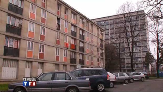Des immeubles HLM/Image d'archives