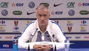 Euro 2016 : Varane forfait, Deschamps n'entend pas revoir ses ambitions à la baisse