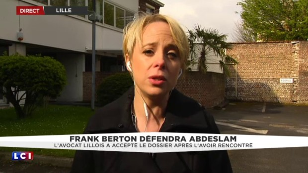 "Frank Berton au sujet de Salah Abdeslam : un ""gamin"" qui a ""envie d'expliquer ses gestes"""