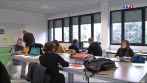 Le 20 heures du 16 janvier 2014 : A Marseille, les ZEP connaissent de bons r�ltats - 560.5741773681641