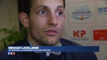 Mondial de handball : l'encouragement du perchiste Renaud Lavillenie aux Experts