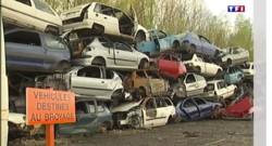 Transports propres - épisode 3 : le recyclage automobile