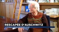 Auschwitz : Le témoignage d'Esther Senot, rescapée du camp