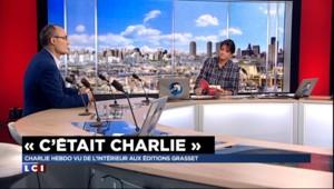 """C'était Charlie : """"Je voulais que les gens sachent ce qu'était l'aventure humaine de ce journal"""""""