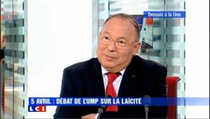 """D. Boubakeur : """"Les Muslmans ne veulent qu'une chose : vivre en paix!"""""""