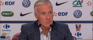 """Deschamps sur l'absence d'Evra : """"Patrice est toujours à son niveau"""""""