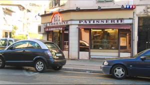 Le 13 heures du 11 novembre 2013 : Nice : huit bless�dans une bagarre dans une boulangerie - 1257.1759703063965
